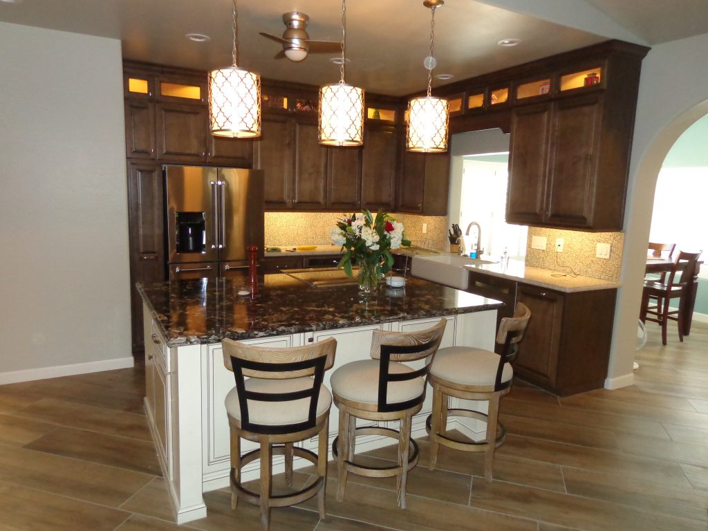 Our Work - Canyon Kitchen Cabinets